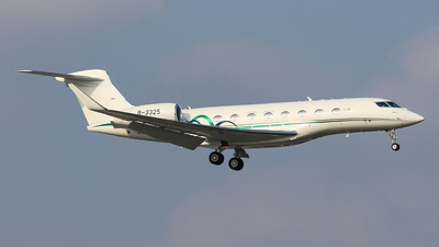 B-3325 - Gulfstream G650 - Private