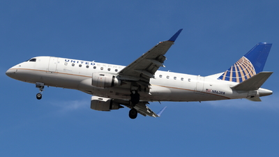 N863RW - Embraer 170-100SE - United Express (Republic Airlines)