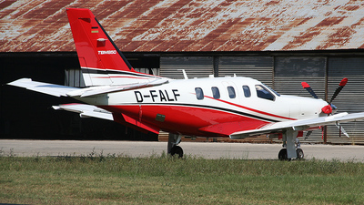D-FALF - Socata TBM-850 - Private