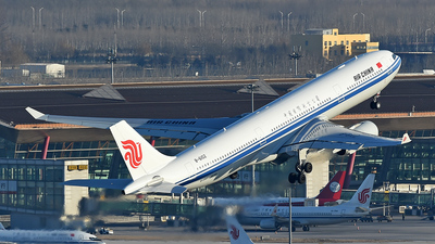 B-6102 - Airbus A330-343 - Air China