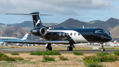 N444SC - Gulfstream G-V - Private