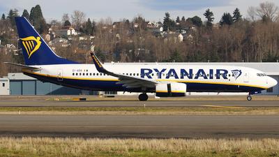 EI-GDS - Boeing 737-8AS - Ryanair