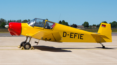 D-EFIE - Jodel D11A Club - Private