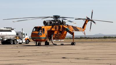 N163AC - Sikorsky S-64F Skycrane - Erickson Air-Crane