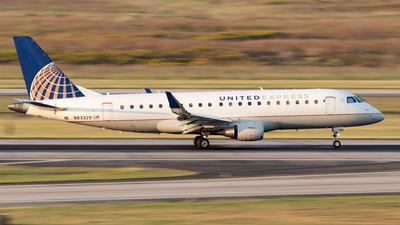 N83329 - Embraer 170-200LR - United Express (Mesa Airlines)
