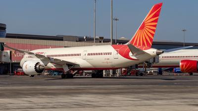 A picture of VTANN - Boeing 7878 Dreamliner - Air India - © Janam Parikh