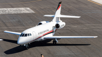 N307MD - Dassault Falcon 2000DX - Private