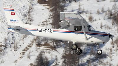 A picture of HBCCD - Cessna F152 - [1565] - © Maik Voigt