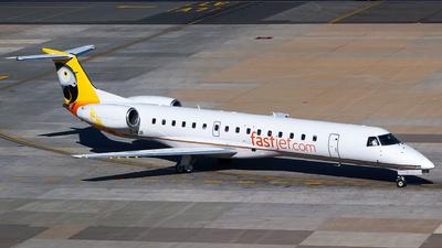 Z-FJF - Embraer ERJ-145LR - FastJet Zimbabwe