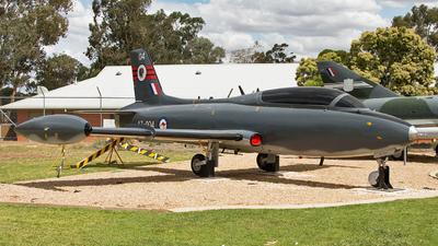 A7-004 - CAC CA-30 Macchi - Australia - Royal Australian Air Force (RAAF)