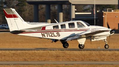 N712LS - Beechcraft 58P Baron - Private