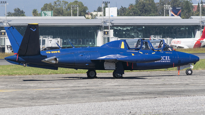 YS-398-E - Fouga CM-170 Magister - Private