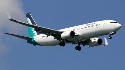 9V-MGB - Boeing 737-8SA - SilkAir