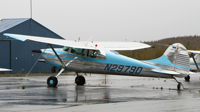 A picture of N2979D - Cessna 170B - [26922] - © C. v. Grinsven