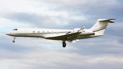 N866AB - Gulfstream G-V - Private