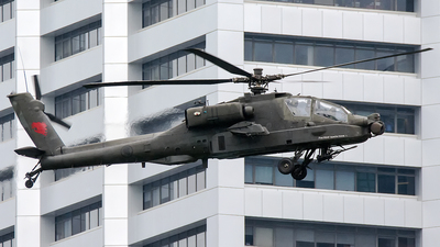 061 - Boeing AH-64D Apache - Singapore - Air Force