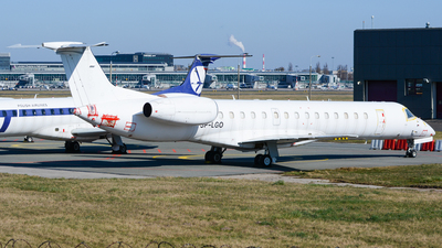 SP-LGO - Embraer ERJ-145MP - LOT Polish Airlines