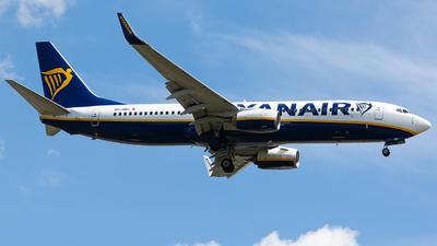 9H-QBU - Boeing 737-8AS - Ryanair (Malta Air)