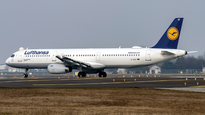 A picture of DAISF - Airbus A321231 - Lufthansa - © Alessi Riccardo F.