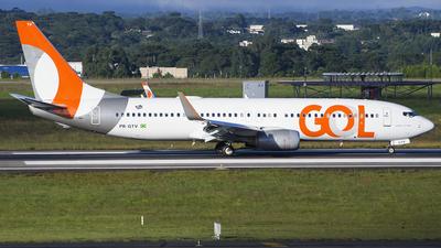 PR-GTV - Boeing 737-8EH - GOL Linhas Aereas