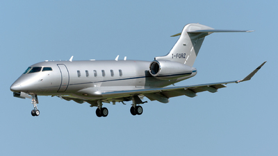 I-FORZ - Bombardier BD-100-1A10 Challenger 350 - Sirio