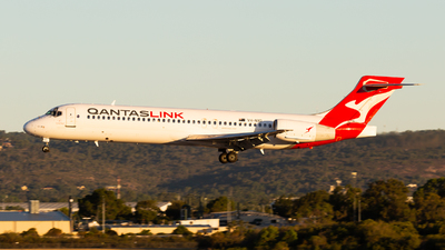 VH-NXD - Boeing 717-23S - QantasLink (National Jet Systems)