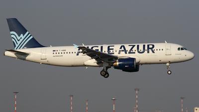 A picture of FHBIO - Airbus A320214 - [3242] - © francesco della santa