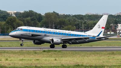 SP-LIE - Embraer 170-200LR - LOT Polish Airlines