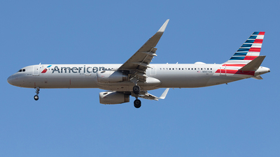 N987AM - Airbus A321-231 - American Airlines