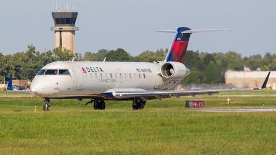 N8933B - Bombardier CRJ-200ER - Delta Connection (Endeavor Air)