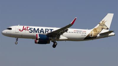 A picture of LVHEK - Airbus A320232 - JetSMART - © Jm_av_fotos