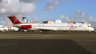 YV335T - McDonnell Douglas MD-83 - Perla Airlines