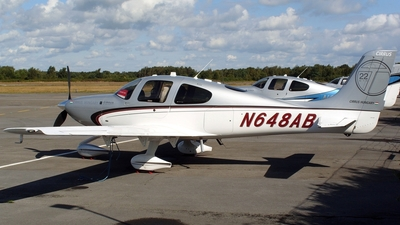 N648AB - Cirrus SR22T-GTS - Cirrus Design Corporation