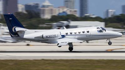 N302SJ - Cessna 550 Citation II - Private