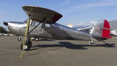 A picture of N76947 - Cessna 140 - [11389] - © Alex