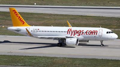 A picture of TCNCA - Airbus A320251N - Pegasus Airlines - © Firat Cimenli