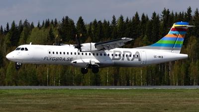 A picture of SEMKB - ATR 72600 - BRA - © Abram Chan - AirTeamImages