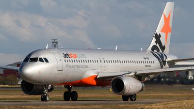 VH-VQI - Airbus A320-232 - Jetstar Airways