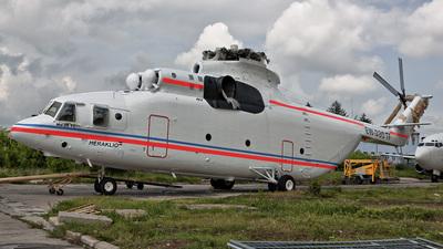 EW-330TF - Mil Mi-26TC Halo - Unknown
