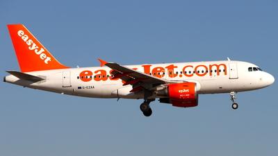 A picture of GEZAA - Airbus A319111 - [2677] - © Simone Bertarini