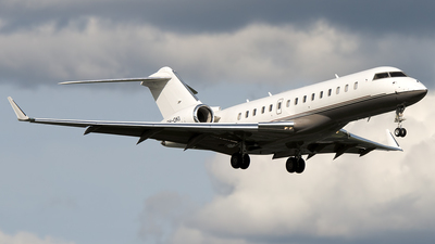 9H-OKI - Bombardier BD-700-1A10 Global Express - Hyperion Aviation