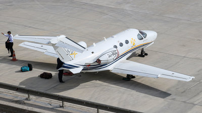 SU-BQG - Cessna 510 Citation Mustang - Private