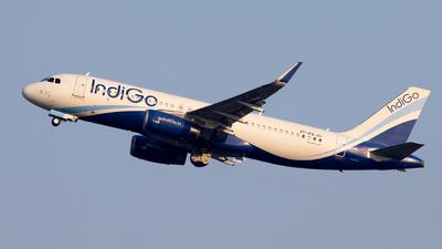 A picture of VTIFQ - Airbus A320232 - IndiGo - © Zongzha_Kaiguan