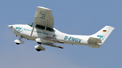 D-EWGV - Reims-Cessna F182Q Skylane II - Private