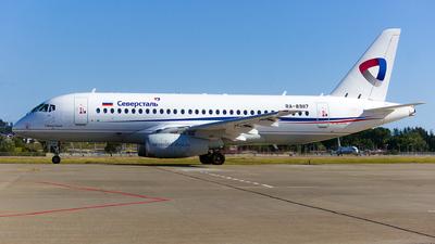 RA-89117 - Sukhoi Superjet 100-95B - Severstal Air Company