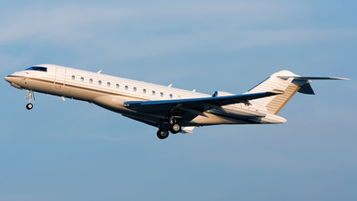 HB-JGE - Bombardier BD-700-1A10 Global Express XRS - TAG Aviation