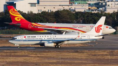 B-5398 - Boeing 737-89L - Air China