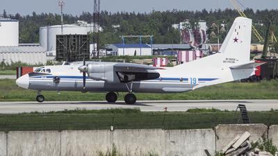 RF-36058 - Antonov An-26 - Russia - Army