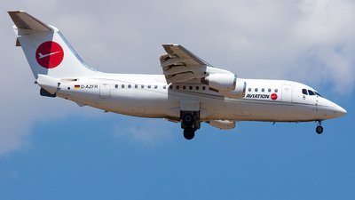 D-AZFR - British Aerospace BAe 146-200 - WDL Aviation