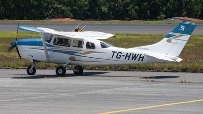TG-HWH - Cessna 206H Stationair - Private